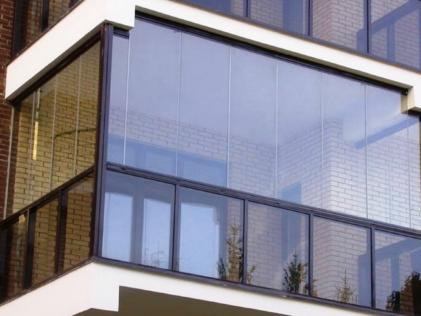Окна ПВХ. Отделка балконов