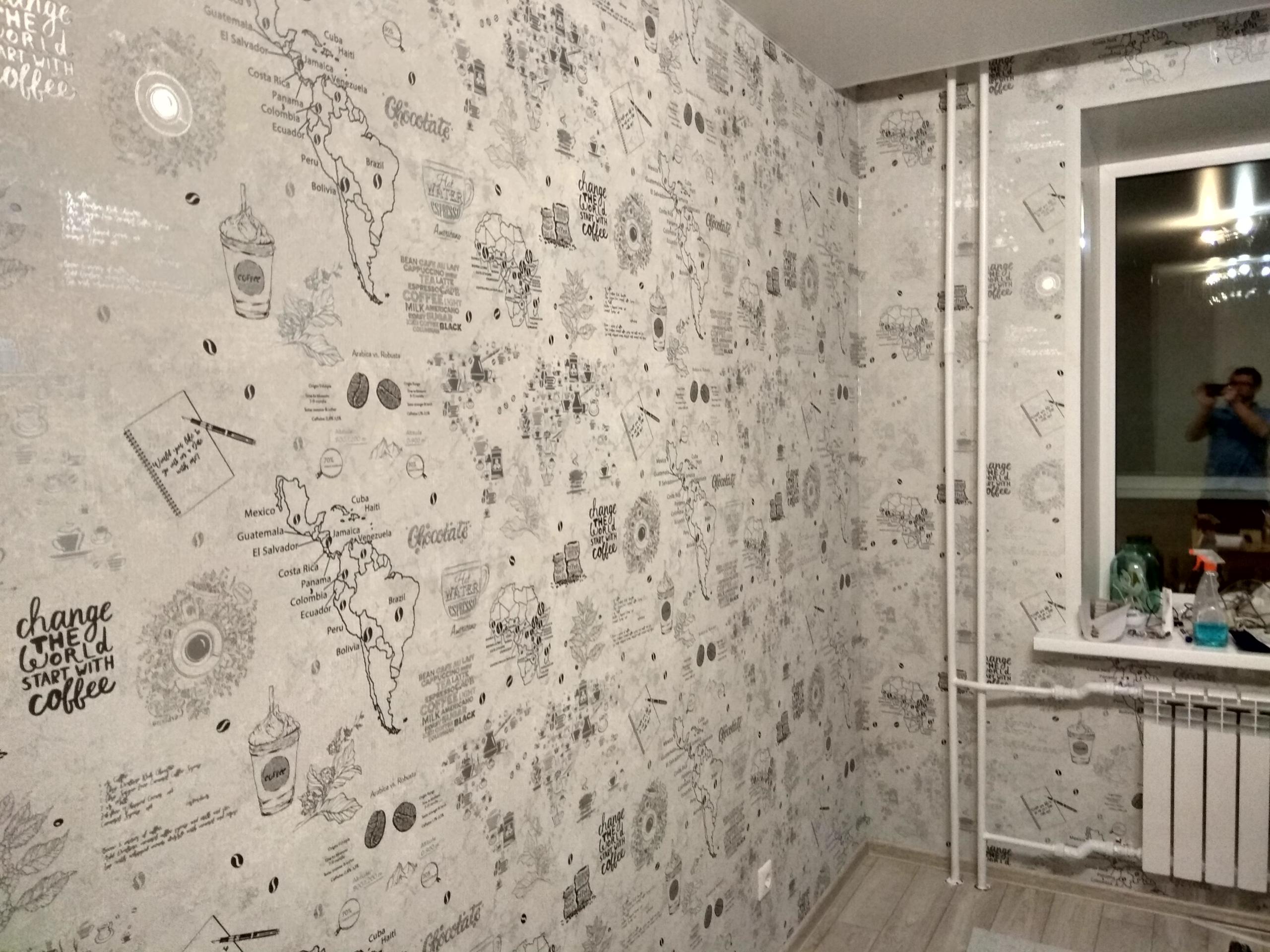 Ремонт однокомнатной квартиры в Вишняках