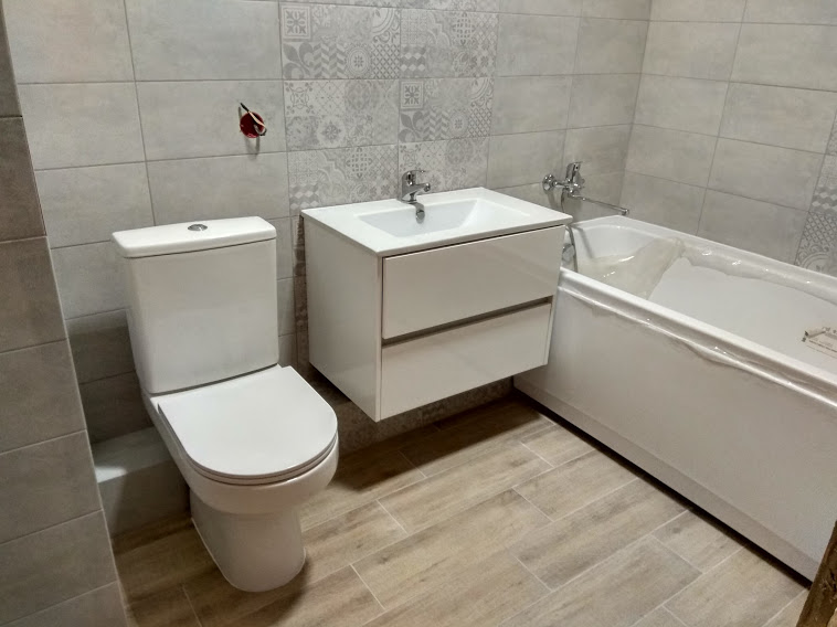 Ремонт ванной на ул. Суворовская 32