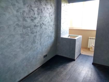 Ремонт кухни и комнаты в 3-х комнатной квартире